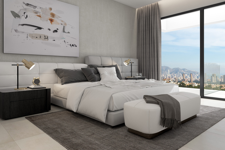 Vista Dormitorio